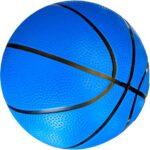 Balones azul de baloncesto