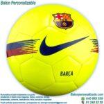 Balones barca de futbol
