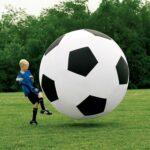 Balones gigante de futbol