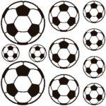 Balones infantiles de futbol