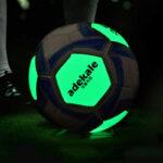 Balones luminoso de futbol