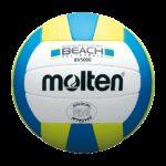 Balones molten de voley playa