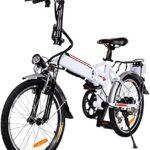 Bicicletas eléctricas 20 pulgadas