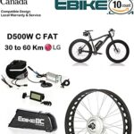 Bicicletas eléctricas kit bicicletas eléctricas 800w