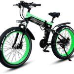 Bicicletas eléctricas montana