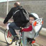 Bicicletas niño silla bicicletas niño