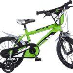 Bicicletas niño verde
