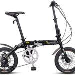 Bicicletas plegables 16 pulgadas