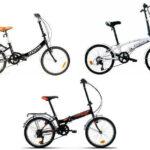 Bicicletas plegables 20 pulgadas