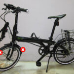 Bicicletas plegables accesorios bicicletas plegable