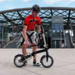 Bicicletas plegables pequena