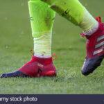 Botas adidas calcetines de futbol