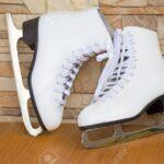 Botas de patinaje sobre hielo