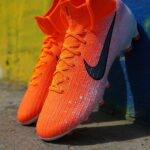 Botas tobillera niños de futbol