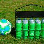 Botellero de futbol