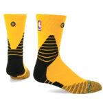 Calcetines amarillos de baloncesto