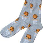 Calcetines graciosos de baloncesto