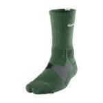 Calcetines verdes de baloncesto