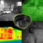 Camaras de vision termica