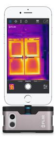 Camaras termica iphone