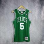Camisetas celtics de baloncesto