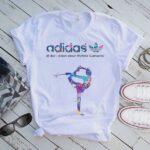 Camisetas de gimnasia rítmica