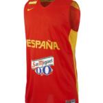 Camisetas seleccion espanola de baloncesto