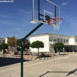 Canastas homologada de baloncesto