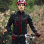 Chaquetas santic de ciclismo
