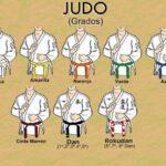 Cintas de judo