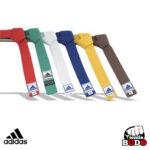 Cinturones adidas de judo