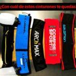 Cinturones de trail running