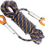 Cuerdas auxiliar escalada para alpinismo