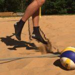 Escarpines de voley playa