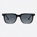 Gafas de sol sin fondo