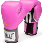 Guantes mujer de boxeo