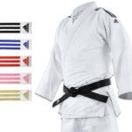 Kimonos competicion de judo