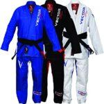 Kimonos vector de jiu jitsu