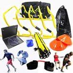 Kit entrenamiento de futbol