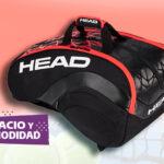 Mejores Paleteros padel head
