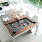 Mesas comedor y billar de billar