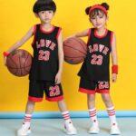 Pantalones niño de baloncesto