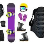 Protecciones esqui