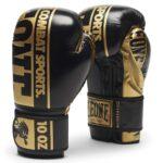Ropa leone de boxeo