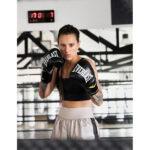 Ropa mujer de boxeo
