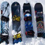 Tablas de snow