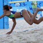 Uniforme de voley playa
