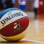 Balones tricolor de baloncesto