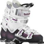 Botas esqui salomon mujer