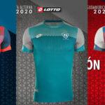 Camisetas lotto de futbol